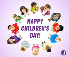 How will you be celebrating #ChildrensDay?
