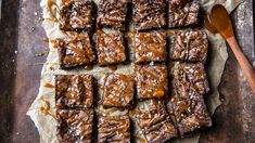 When life gives you lemons, toss them aside and make brownies instead! These 7 brownies, from cake batter cheesecake brownies to Twix candy bar brownies, totally make life worth living.