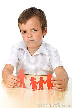 Divorce Concept With Sad Kid - Download From Over 25 Million High Quality Stock Photos, Images, Vectors. Sign up for FREE today. Image: 15366138  This is what I did today with play doe in case management today. I made a stick figure of all of the people I was living with. Me. And I could put Mom, and Dad So I put Blake, too. And I had a Blue Dress on my Stick Figure. And they were 4 yellow little people. At my parents house. I live alone at my duplex.