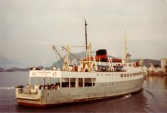 Ships Nostalgia is the forum and discussion board for all things ships and shipping, providing a friendly community, advanced discussion board, gallery and more for your use. Ferry Boat, Baltic Sea, Boat Plans, Bergen, More Pictures, Finland, Norway, Sailing, Cruise
