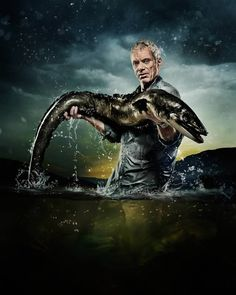 River Monsters with Jeremy Wade is one of my favorite tv series. Photography Copyright Marco Goff.