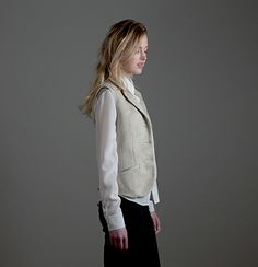 Daisy waistcoat. Available custom-made. http://katherinehooker.com/catalog/winter-collection/waistcoats/daisy/