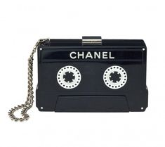 Just keep in mind, Chanel is totally into it.   13 Ways To Turn Your Outdated '90s Tech Into Truly Usable Things