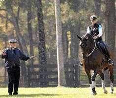 Dressage Master Walter Zettl Teams Up with Linda Parelli......The only way to do Dressage!