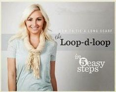 10 Easy Ways to Tie Long Scarves
