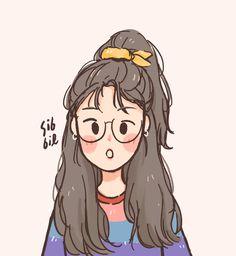 How it is made a realistic eye drawing? Cartoon Kunst, Cartoon Drawings, Cute Drawings, Cartoon Girl Drawing, Girl Cartoon, Cartoon Art Styles, Cute Art Styles, Cartoon Design, Art Anime