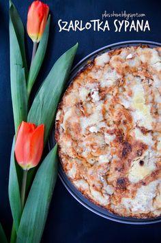 szarlotka sypana (apple pie)