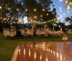 Seriously stunning! Jacaranda Grove transformed into a gorgeous outdoor wedding space ❤️ #houghtonwinery #perthwedding #swanvalleywedding…