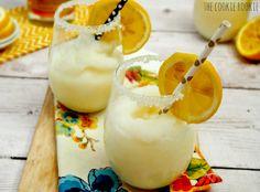 Frozen Lemon Sparklers - The Cookie Rookie