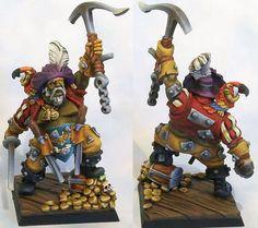 The Ogre Stronghold - Warhammer Ogre Kingdoms Fansite