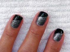 Nail Taping Tips & Tricks (wedding nail colors make up)