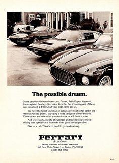 Ferrari ad.