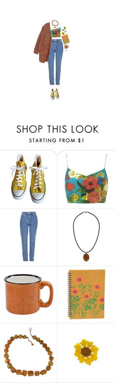 """""""anna mun olla ja unohtaa"""" by hetasdfghjkl ❤ liked on Polyvore featuring Converse, Boutique and Topshop"""