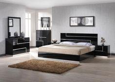 Elegant 40 Stupende Camere Da Letto Con Design Zen Asiatico. Modern Bedroom SetsBlack  ...
