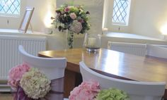 #weddingflowers #centrepieces