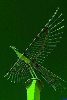 Emerald phoenix