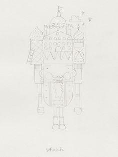 Design Studio: Cascanueces Sketch // by Mayi Carles