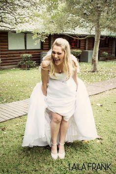 Novia: Sabrina Malanga Zapatos: Laila Frank. #LailaFrank #shoes #design  #party #Bride #Bridal #Wedding #novia #boda #casamiento #zapato #tacos #elegant #style #Love