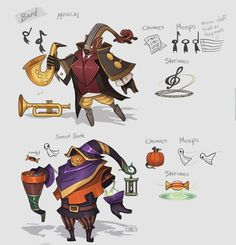 League of Legends Skin Concepts : Photo