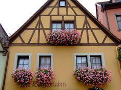 Fachwerkhause - Rothenburg