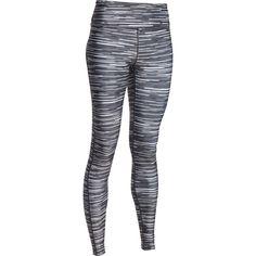 Under Armour Women's HeatGear Armour Printed Leggings (White)