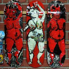 #helenaskateboards #skate #skateboarding #art #mateoliebana #peru by mateoliebana