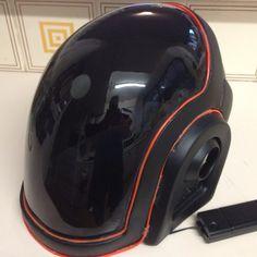 how to make a daft punk helmet guy manuel