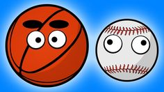 My ORAL LANGUAGE ACTIVITY!!!! (: SPORTS BALLS (Song For Kids ♫)