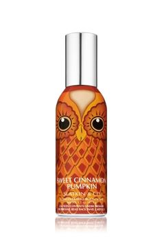 Sweet Cinnamon Pumpkin Concentrated Room Spray - Slatkin & Co. - Bath & Body Works