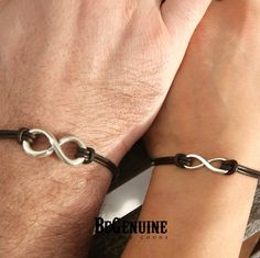 Couples jewelry set. Super cute and super meaningful! Just came up with these two lovely leather bracelets for couples and took a picture outside between the rain sessions.