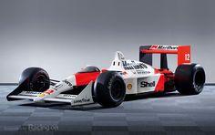 1988/McLaren Honda MP4/4