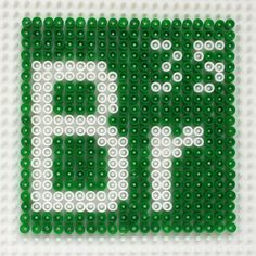 Tutorial: Make an Awesome Set of Pixel Art Breaking Bad coasters - cute stocking stuffer for the man