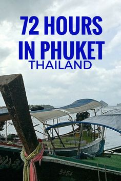 Have 72 hours in Phuket, Thailand? Here are 10 things to add to your to-do list via @rtwgirl   http://www.rtwgirl.com/10-things-to-do-phuket-72-hours/