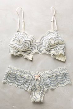 Eberjey Anika Thong from Anthropologie. Shop more products from Anthropologie on Wanelo. Belle Lingerie, Satin Lingerie, Lingerie Outfits, Pretty Lingerie, Beautiful Lingerie, Lingerie Sleepwear, Vintage Lingerie, Lingerie Set, Women Lingerie