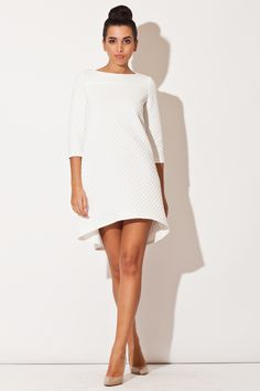 Asymetric chic dress