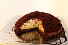 Mole cake :o) - enough for smaller cake tin ; Small Cake, Cake Tins, Pork, Food And Drink, Meat, Rum, Birthday, Kale Stir Fry, Birthdays