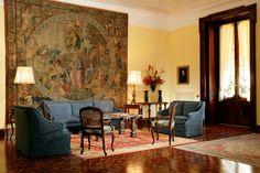 Villa Spalletti Trivelli luxury boutique hotel Rome