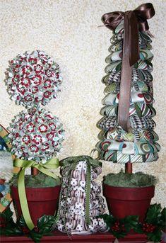 Splitcoaststampers - Paper Trees Project Tutorial by Jenn Balcer