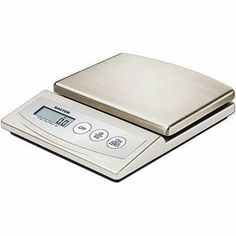 Salter Electronic KitchenScale By Taylor. $53.95. Salter Electronic Kitchen  Scale With Stainless Steel Cover