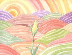 #ilustracion #indigena #chiapas #acuarela #poesia #mexico #milpa