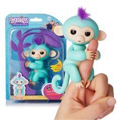 Fingerlings Interactive Baby Monkey Smart Toy