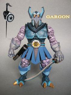 Gargon Custom Action Figure