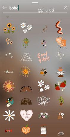 Instagram Emoji, Creative Instagram Stories, Foto Instagram, Instagram And Snapchat, Instagram Story Ideas, Instagram Quotes, Instagram Editing Apps, Whatsapp Pink, Snapchat Stickers