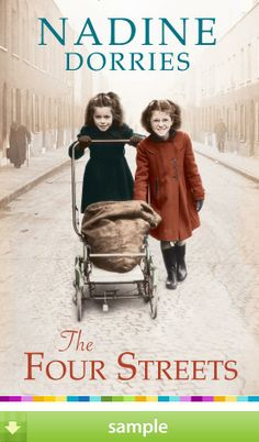 1950s Liverpool. In the tight-knit Irish Catholic community of the Four Streets, two girls are growing up. One is motherless - and hated by the cold woman who is determined to take her dead mother's place. Will her adored father wake up to what is happening before it is too late? The other is hiding a dreadful secret which she dare not let slip to anyone.. 'The Four Streets' by Nadine Dorries