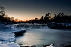 A view of Burleigh Falls as the Sun Sets Burleigh Falls, Ontario, Canada World Pictures, Pictures Images, Nature View, New Brunswick, Beautiful Places In The World, British Columbia, Ontario, Travel Destinations, Scenery