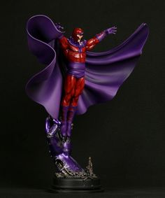 magneto | Deadpool and Magneto Statues From Bowen