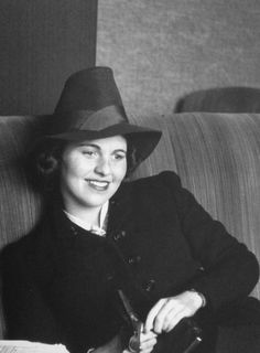 Love This Photo Of Rosemary Kennedy ~ She Looks Beautiful
