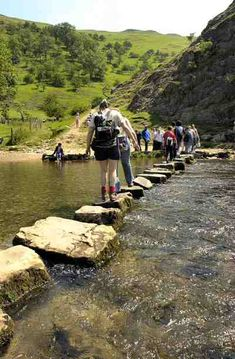 Derbyshire and the Peak District DoveDale
