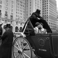 The 1950s Nanny Who Was A Secret Street Photographer [32 HQ Photos] | The Roosevelts