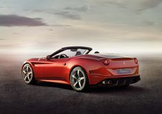 Foto Trasera Ferrari California-t Descapotable 2014